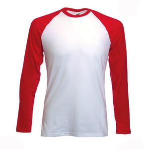 T-Shirt Bicolore Manches longues col rond - Copy Beaux Arts ... ef2a4efdbb24